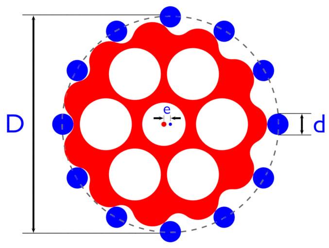Otvinta com -- Hypocycloid Gear Calculator